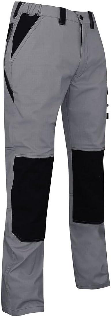 Pantalon de travail LMA Pluton avec genouillères et