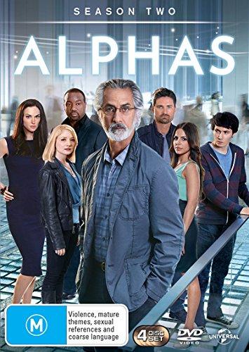 Alphas Season 2 Various Others Michael Nankin Matthew Hastings