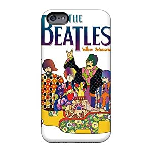 Anti-Scratch Hard Cell-phone Cases For Apple Iphone 6s With Support Your Personal Customized Fashion The Beatles Series Iphonecase88