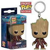 Funko Guardiani della Galassia 2 Pocket Pop Keychain Marvel Guardians O/T Galaxy 2 Ravager Groot, 13291