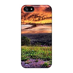 Shockproof/dirt-proof Blessed Nature Covers Cases For Iphone(5/5s) Kimberly Kurzendoerfer