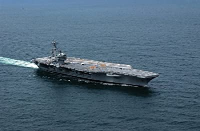 U.S.S. George H.W.Bush CVN-77 1:720 Scale Model Kit -