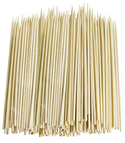Best Buy! SmartPack USA Bamboo Skewers 6, Set of 300