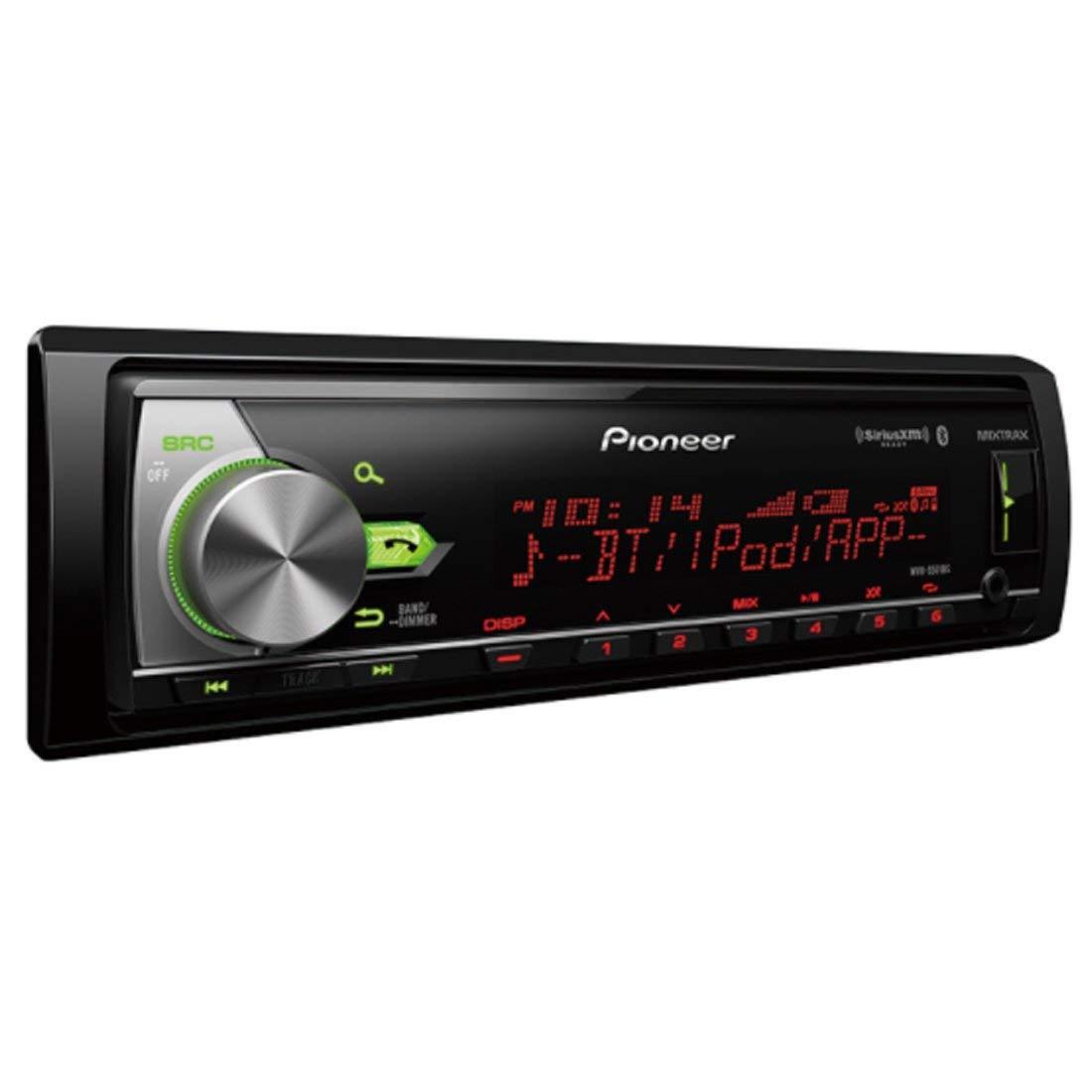 Pioneer MVH-S501BS Digital Media Receiver with Bluetooth Renewed
