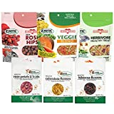 Exotic Nutrition Herbivore Treats 6 Pack - Healthy