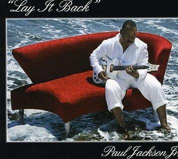 Amazon | Lay It Back | Paul Jr...