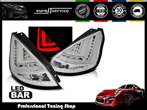 Fiesta Mk7 Led Rear Lights