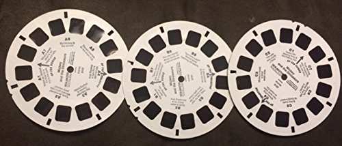 Disney's Mickey and the Dinosaurs 3D View-Master 3 Reel Set by View Master (Image #1)