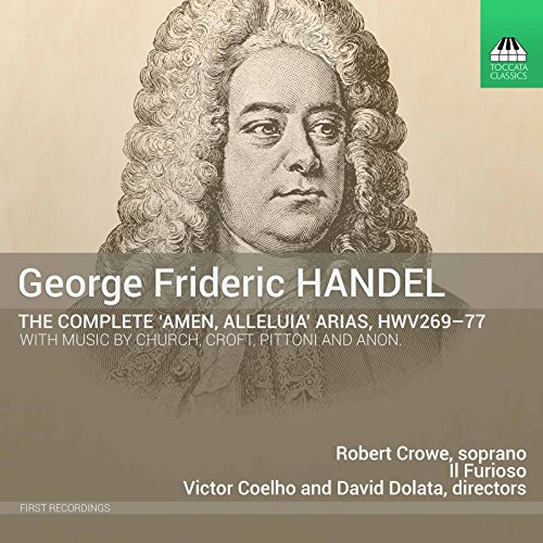 "Handel: The Complete ""Amen, Al..."