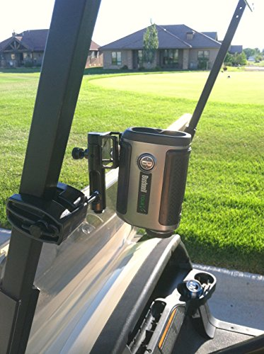Caddie Buddy Golf Cart Mount/Holder for Laser