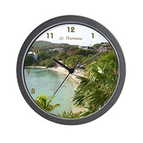(CafePress - St. Thomas Wall Clock - Unique Decorative 10