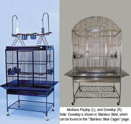 Avian Adventures Mediana Bird Cage - 34
