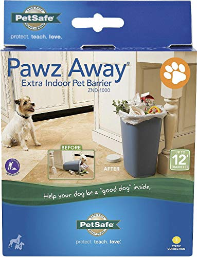 Indoor Pet Containment System - Pet Safe Pawz Away Extra Indoor Barrier 4pk