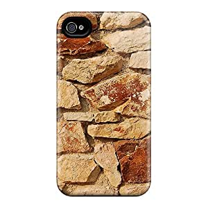 IRB17637jKaK Cases Covers Stone Wall Iphone 6 Protective Cases
