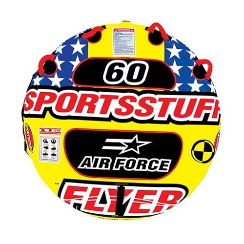 SPORTSSTUFF Air Force Inflatable 1 Person ()