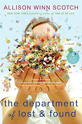 Read Online The Department of Lost & Found: A Novel pdf