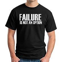 Men's Short Sleeve Failure Is Not An Option Shirts
