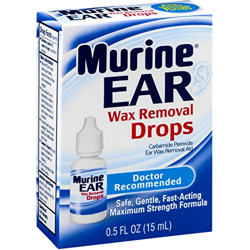 Murine Ear Wax Removal Drops 0.50 oz