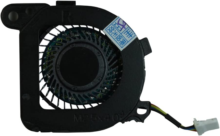 HP Envy 13-d003na Power4Laptops Replacement Laptop Fan for Right Side Processor for HP Envy 13-d003la HP Envy 13-d003ng HP Envy 13-d003nf HP Envy 13-d003nl