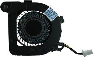 Power4Laptops Replacement Laptop Fan for Right Side Processor for HP Envy 13-d042TU, HP Envy 13-d043TU, HP Envy 13-d044TU, HP Envy 13-d045TU, HP Envy 13-d046TU