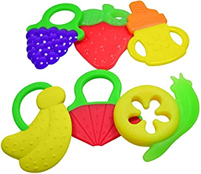 Tinukim Soothing Baby Teethers, Silicone BPA Free by Tinukim that we recomend individually.