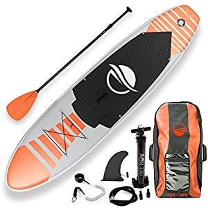 SereneLife Paddle Board