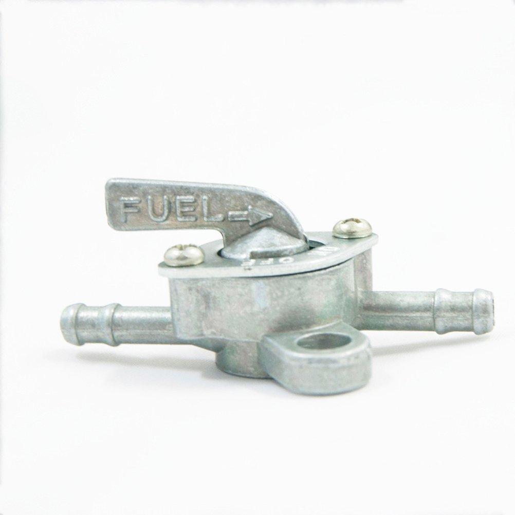 WINOMO qualità della Benzina della Benzina della valvola interruttore del serbatoio di pompa per moto 2tempi di motore 4tempi atv