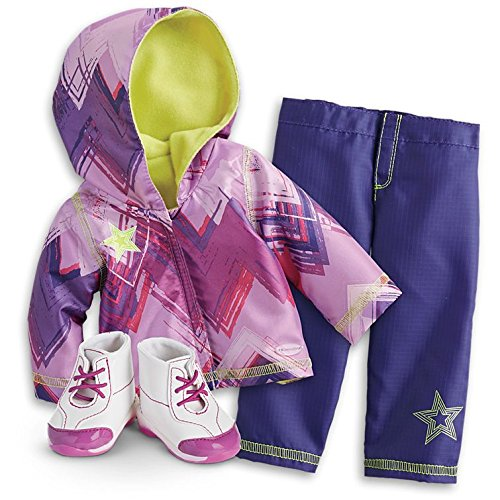 (American Girl - Star of the Slopes Outfit for 18 Inch Dolls - Truly Me 2017)