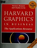 Harvard Graphics in Business, Steven J. Bennett, 0133809242