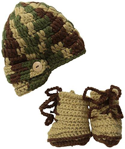 - Mud Pie Baby-Boys Newborn Crochet Photography Set