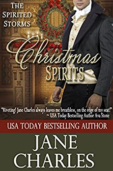Christmas Spirits (Spirited Storms #1) (The Spirited Storms) by [Charles, Jane]