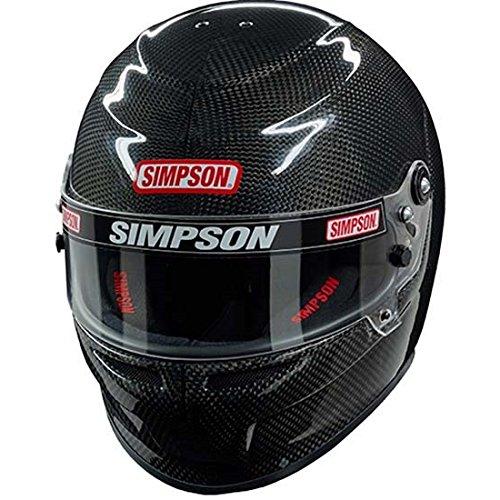 Simpson 685005C X-Large Carbon Fiber Venator 2015