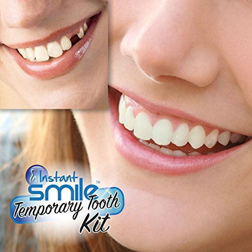 Instant Smile Temporary Tooth Kit Replace A Missing