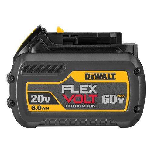 DEWALT DCB206-2 20V MAX 6.0Ah Lithium Ion Premium Battery, 2 Pack by DEWALT (Image #2)