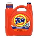 Tide He Original Scent Liquid Laundry Detergent 150 Fl Oz (Pack of 4)