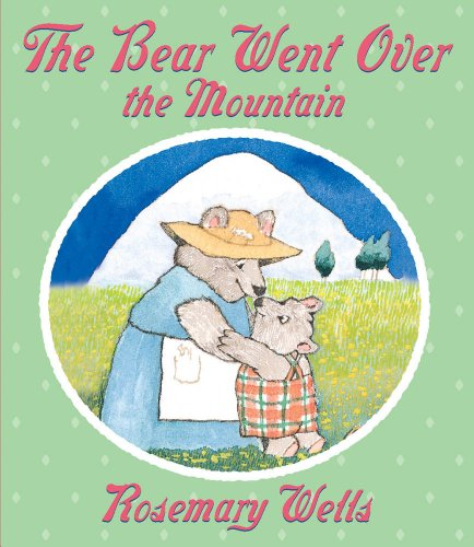 The Bear Went Over The Mountain (Bunny Read's Back) (Over Bunny)