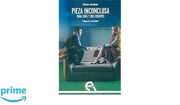 Pieza inconclusa para sofá y dos cuerpos (Teatro): Amazon.es ...