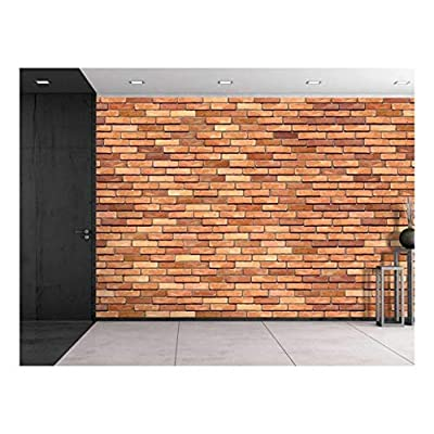 Large Wall Mural Seamless Brick Wall Vinyl Wallpaper Removable Decorating, Made With Top Quality, Alluring Artistry