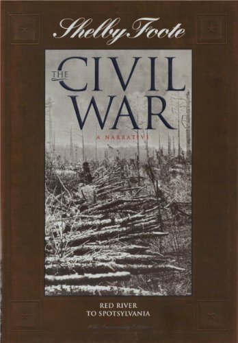 Download Red River to Spotsylvania (Shelby Foote, the Civil War, a Narrative) PDF