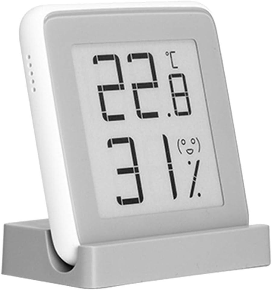 Dawwoti La Temperatura del termómetro de Humedad Sensor con la Pantalla LCD Digital para Xiaomi Mijia
