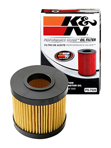 PS-7020 K&N OIL FILTER; AUTOMOTIVE - PRO-SERIES (Automotive Oil Filters):