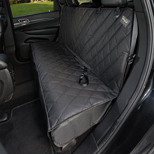 Waglii Non-Slip Waterproof Rear Bench Pet Seat Cover (Lar...