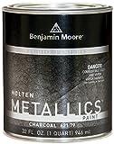 Studio Finishes Molten Metallics - Quart (Charcoal)