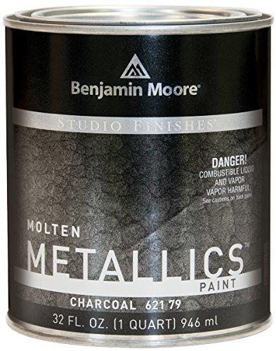 Metallic Charcoal Finish - 4