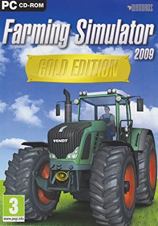 Landwirtschaft-simulator 2009 grass and bale wrapper youtube gaming.