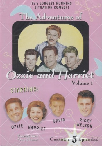 The Adventures of Ozzie and Harriet Vol. 1 -