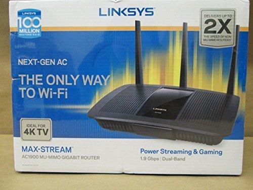 Linksys AC1900 Mu-Mimo Gigabit Router Next-Gen AC