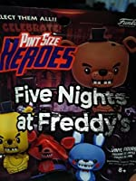 Funko Five Nights at Freddy's One Mystery Pint Size Heroes Figure