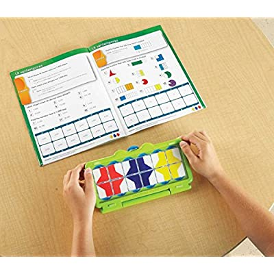 hand2mind VersaTiles Math Book Grade 2 (Addition and Subtraction: Properties and Place Value): Industrial & Scientific