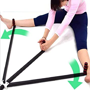 shengshiyujia Pierna Estiramiento Yoga Entrenamiento Kicker ...